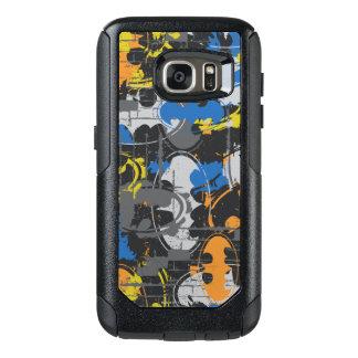 Leyendas urbanas de Batman - azul/naranja del Funda Otterbox Para Samsung Galaxy S7