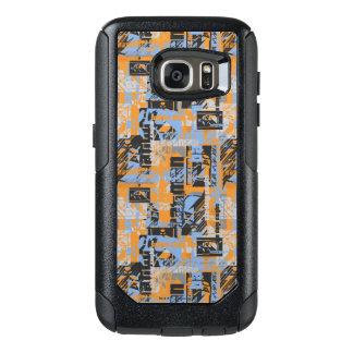 Leyendas urbanas de Batman - naranja oscuro del Funda Otterbox Para Samsung Galaxy S7