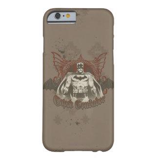 Leyendas urbanas de Batman - rojas/cruzado de Funda De iPhone 6 Barely There