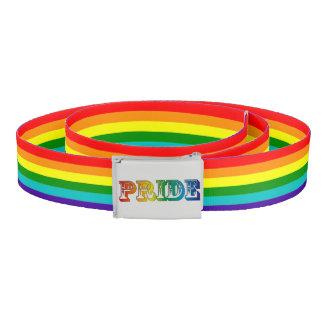 LGBTQ+ Correa del orgullo