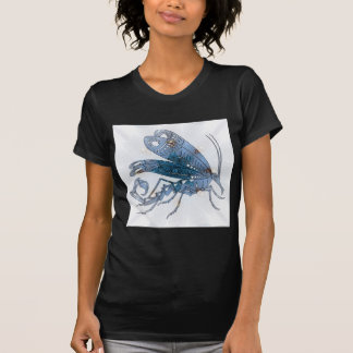 Libélula 01 camiseta