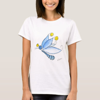 Libélula de Wonderlandia Camiseta