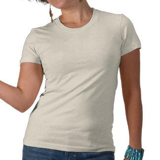 Libélulas azules camiseta