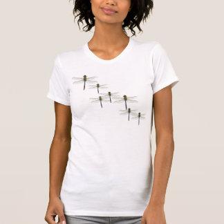 Libélulas de las libélulas camisetas