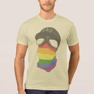 Liberal y fascismo - camiseta de algodón