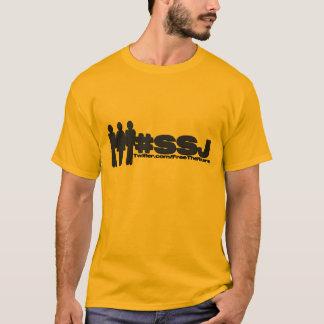 Libere la camiseta de los caminantes: Gorjeo