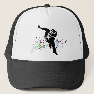 Libere para bailar el gorra del tucker