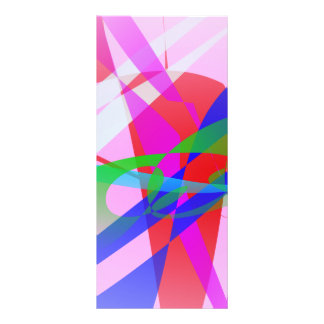 Libertad abstracta tarjetas publicitarias