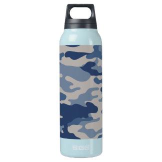 Libertad Bottleworks de los azules de marina de Botella Isotérmica
