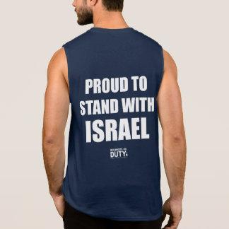 Libertad de defensa de las camisetas sin mangas