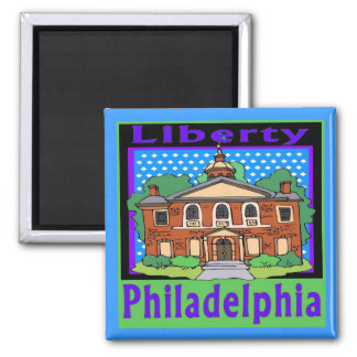 Libertad de Philadelphia Imán