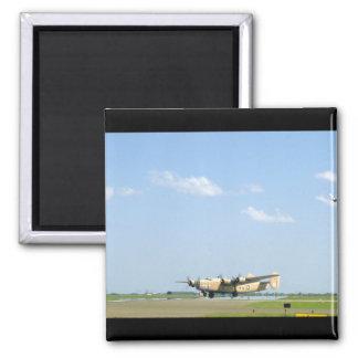 Libertador B24. (avión; aviones de b24_WWII Imán
