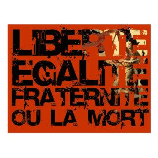 Liberte Egalite Fraternite: Revolución Francesa Postal
