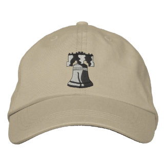 Liberty Bell Gorra Bordada