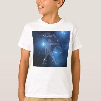 Libra Camiseta