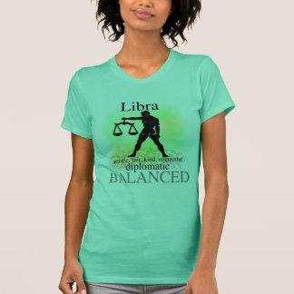 Libra sobre usted camisetas