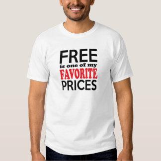 Libre está uno de mi comprador divertido de los camisetas