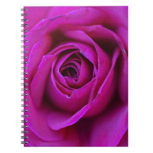 Libreta color de rosa