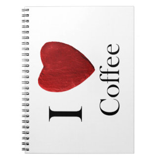 Libreta i Coffee love
