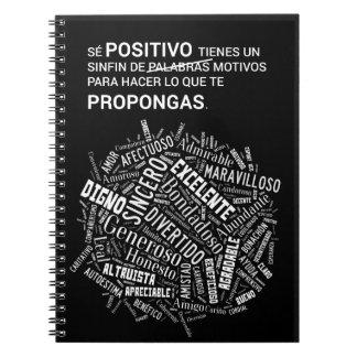 Libreta Se Positivo
