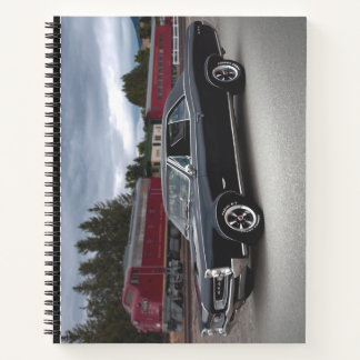 Libro 1966 del bosquejo del tren de coche del