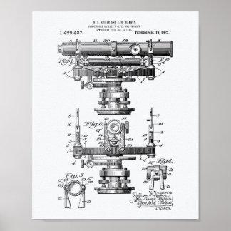 Libro Blanco del arte de la patente del nivel 1922