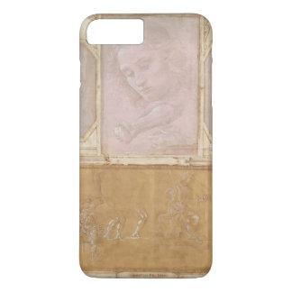 Libro de Disegni por Botticelli, Lippi, Vasari Funda iPhone 7 Plus
