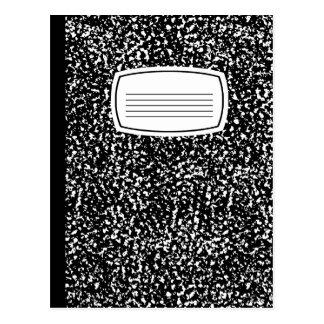 libro de la composición postal
