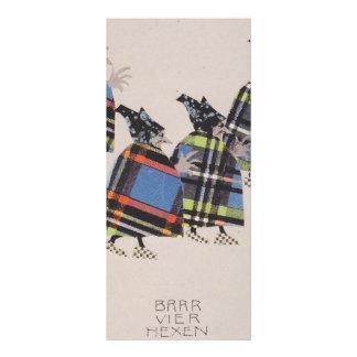 Libro de la Moser-Imagen de Koloman para la sobrin Tarjetas Publicitarias A Todo Color