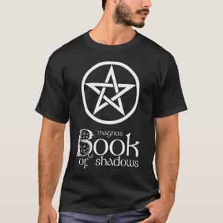 Libro de sombras camiseta