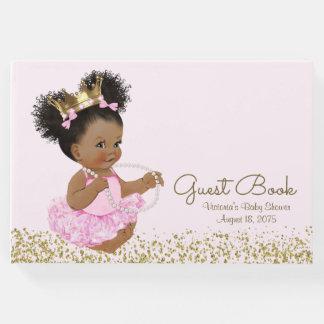 Libro de visitas afroamericano de la princesa