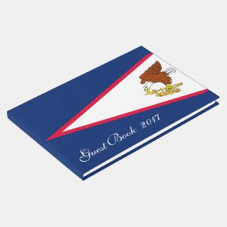 Libro De Visitas Bandera de American Samoa