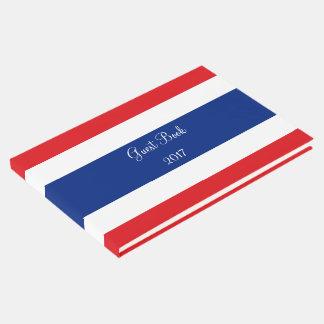 Libro De Visitas Bandera de Tailandia