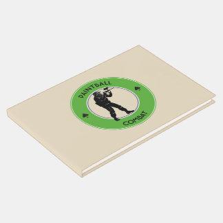 Libro De Visitas Combate de Paintball
