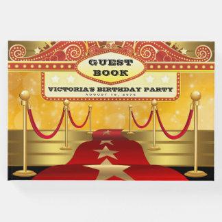 Tarjetas e invitaciones alfombra roja for Alfombra persa roja