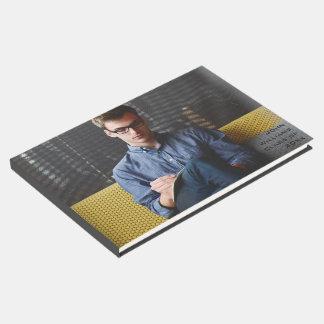 Libro de visitas de la foto
