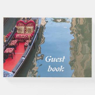 Libro de visitas de Venezia, Italia