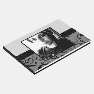 libro de visitas del entierro del damasco