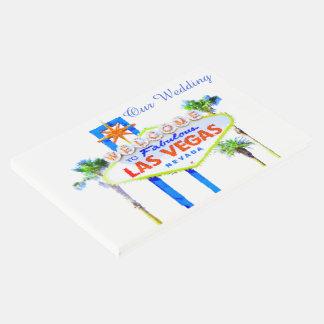 Libro De Visitas El casarse de Las Vegas