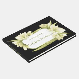 """Libro De Visitas """"En Guestbook del entierro de la cala de la"""