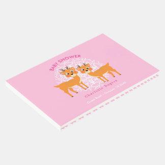 Libro De Visitas Fiesta de bienvenida al bebé banal de Navidad el |