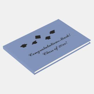 Libro De Visitas Guestbook de la graduación