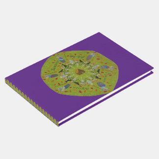 Libro De Visitas Mandala de Yaga del bizcocho borracho