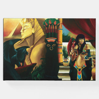 Libro De Visitas Reina egipcia