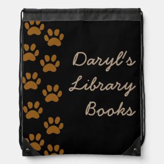 Libros de la biblioteca de Daryl Mochilas