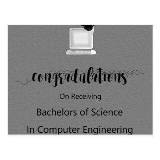 Licenciaturas de ciencias en ingeniería postal