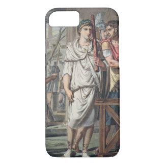 Lictores y soldados del Retinue de Titus, co Funda iPhone 7