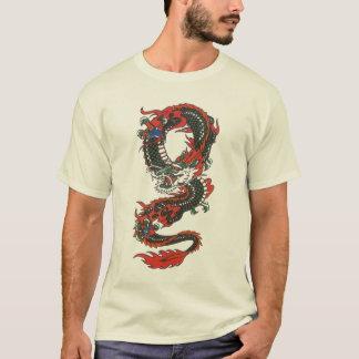Líder del dragón camiseta
