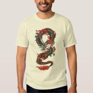 Líder del dragón camisetas