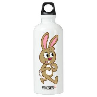 Liebres de Rick el | Becky del guardabosques Botella De Agua